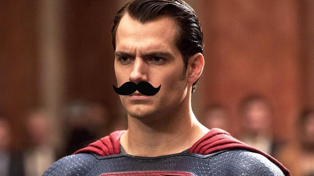 Henry Cavill s Superman May Return to the DC Universe (With or Without Facial Hair)