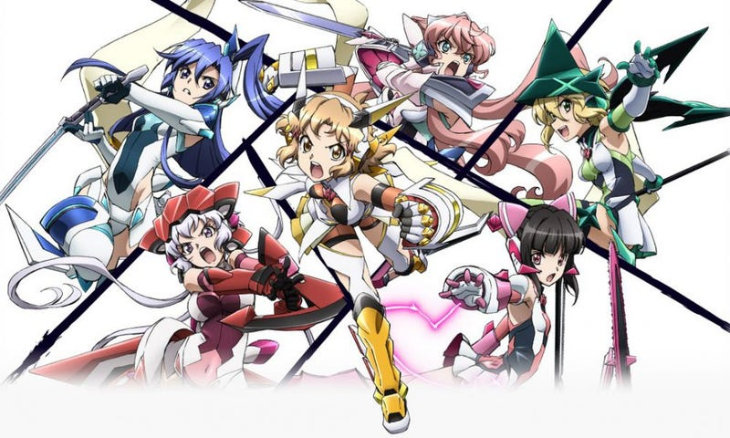 Illustration for article titled Enjoy the new promo of Senki Zesshō Symphogear XV