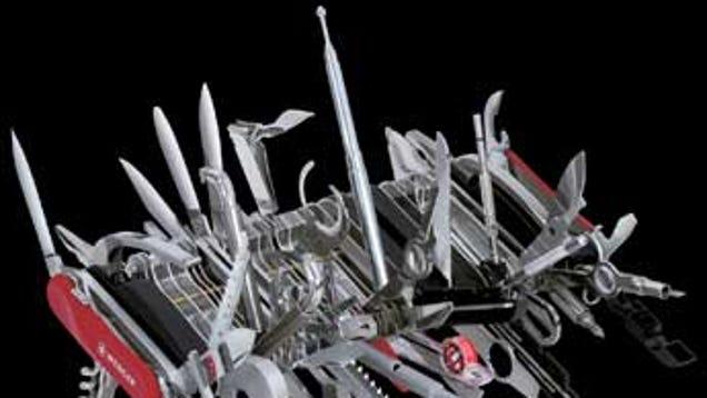 Wenger Giant Knife 1 0