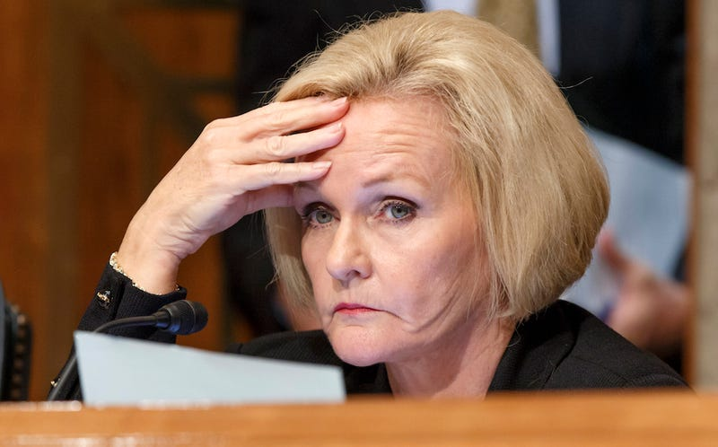 Illustration for article titled Sen. Claire McCaskill Is Live-Tweeting Jury Duty Just Like Me