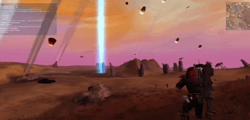 The Final Moments Of PlanetSide