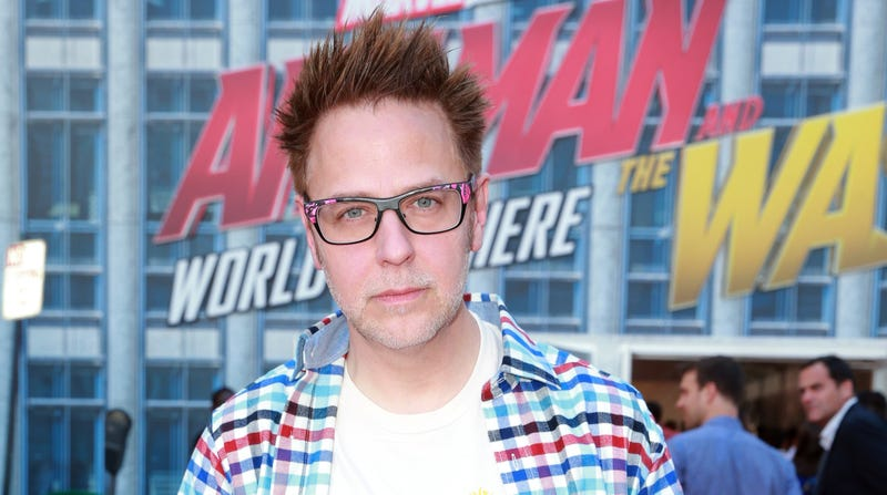 Illustration for article titled Disney Probably Won't Rehire James Gunn Despite Protests From Guardians of the Galaxy Cast