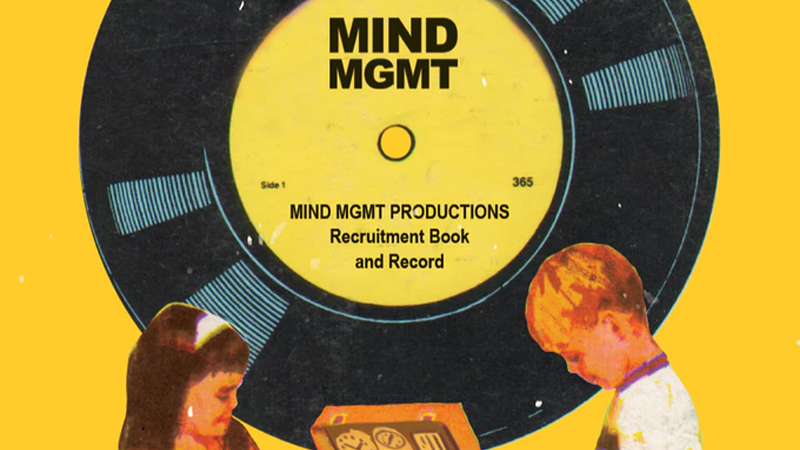 Mind MGMT is back, just not in the way you'd expect.