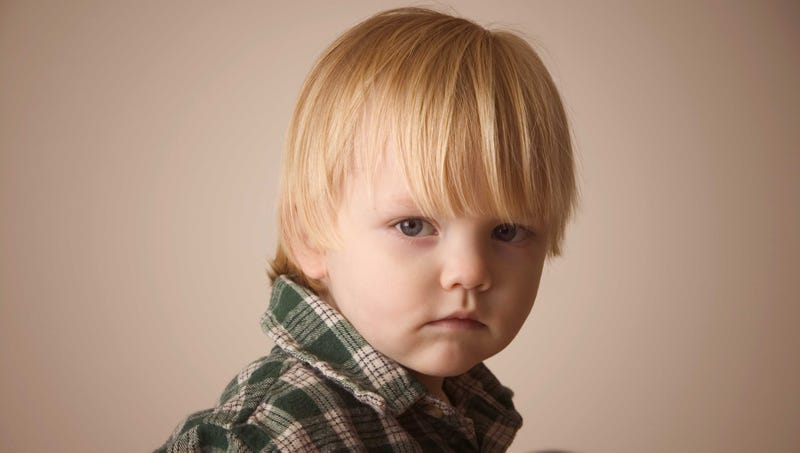 Illustration for article titled Toddler Adjusting To Society After Serving 2-Minute Timeout
