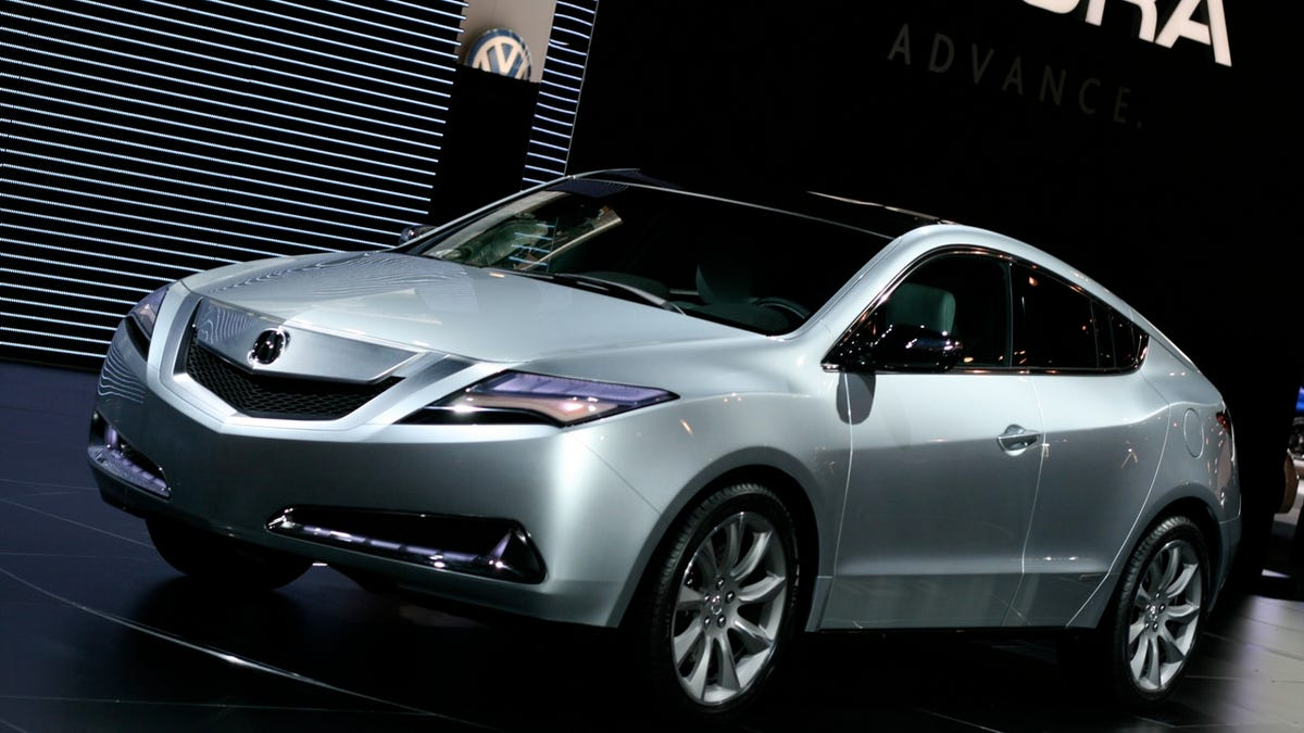 acura crossover recalled news zdx issue deployment airbag for