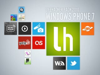 Illustration for article titled Lifehacker Pack for Windows Phone 7: Our List of the Best WP7 Apps