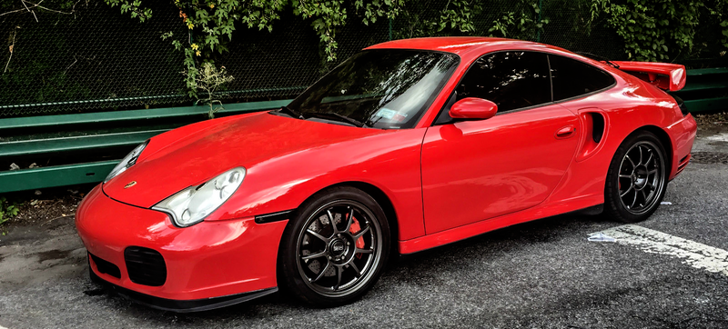 Illustration for article titled Why Buy A Mustang GT When You Can Get An Insane 650-HP Porsche 911 Turbo?