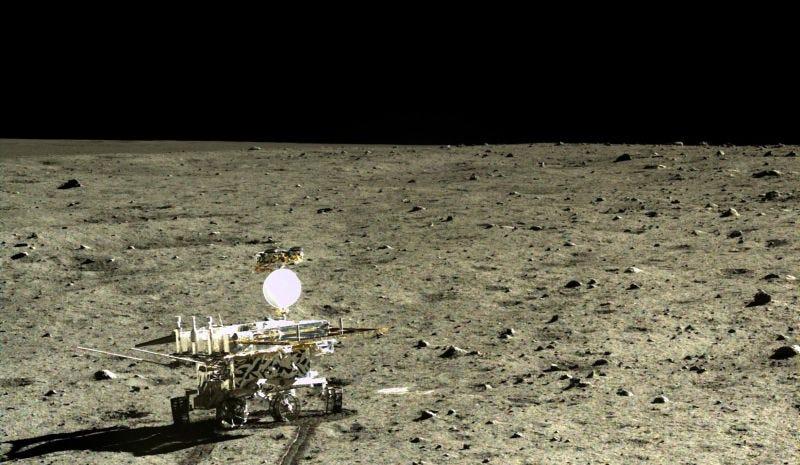 Illustration for article titled China llegará a la cara oculta de la Luna con una sonda en 2018