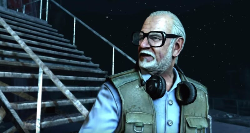 Illustration for article titled Call of DutyStreamers Pay Tribute To George Romero