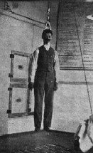 Illustration for article titled The Man Who Hanged Himself 12 Times for Science