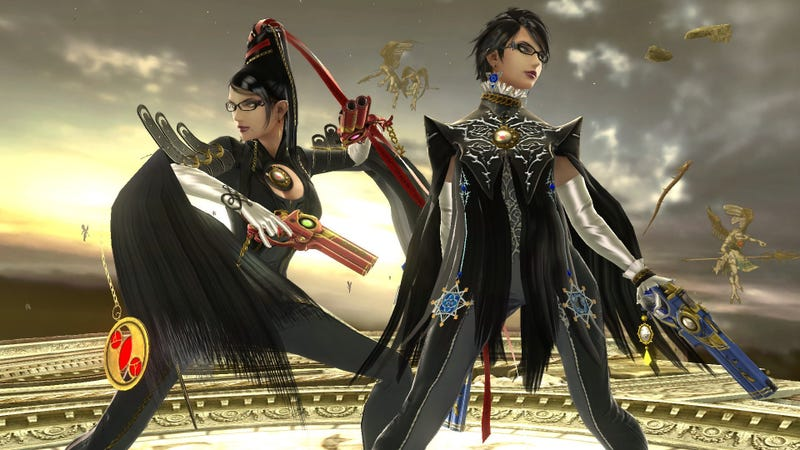 Illustration for article titled Bayonetta Dance-Off Backfires During Crucial Super Smash Bros. Match