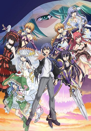Illustration for article titled Enjoy the newest promo of Date A Live III