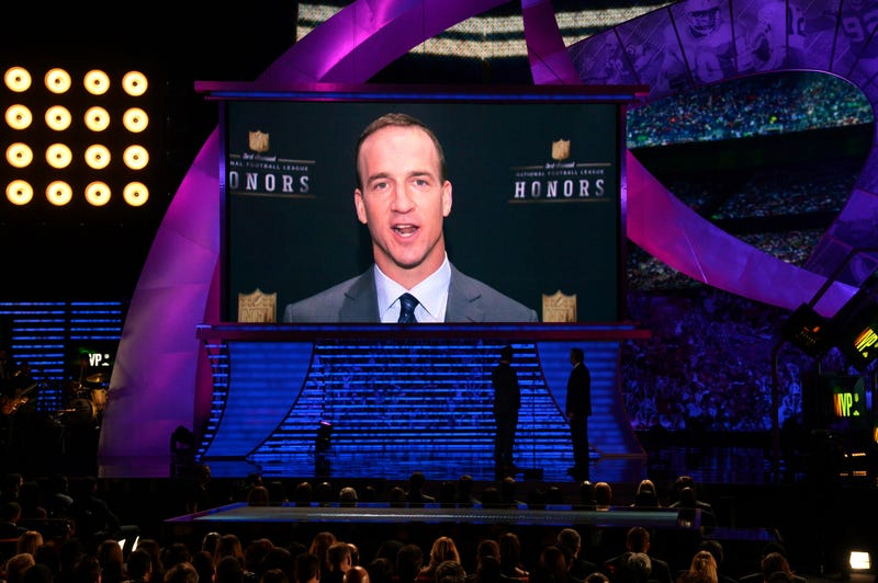 Illustration for article titled Peyton Manning Somehow Isn't The Unanimous MVP
