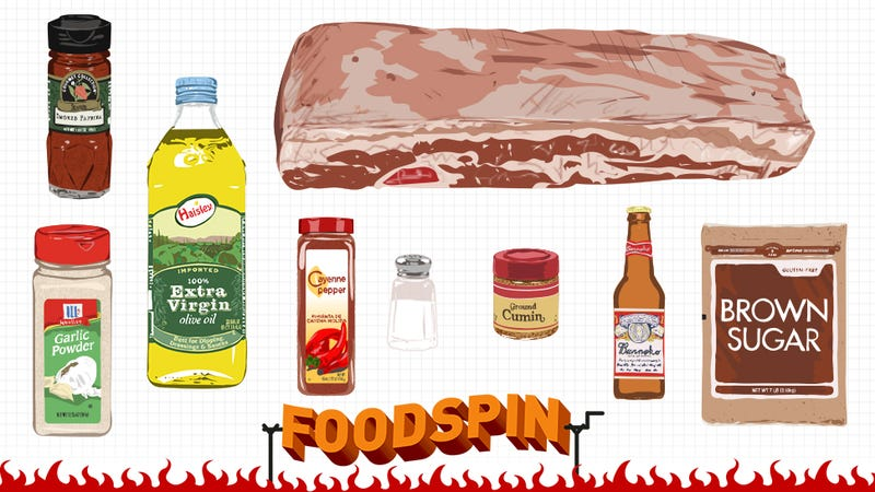 Illustration for article titled How To Cook Pork Belly, Which Thoroughly Kicks Bacon's Ass