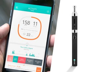 Illustration for article titled Save 25% on Smokio: The World's First Smart Vaporizer