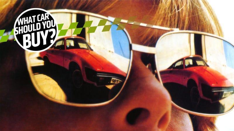 Triumph brochure cover