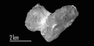 "Illustration for article titled Here's Our Best Look Yet At Rosetta's ""Rubber Ducky"" Comet"
