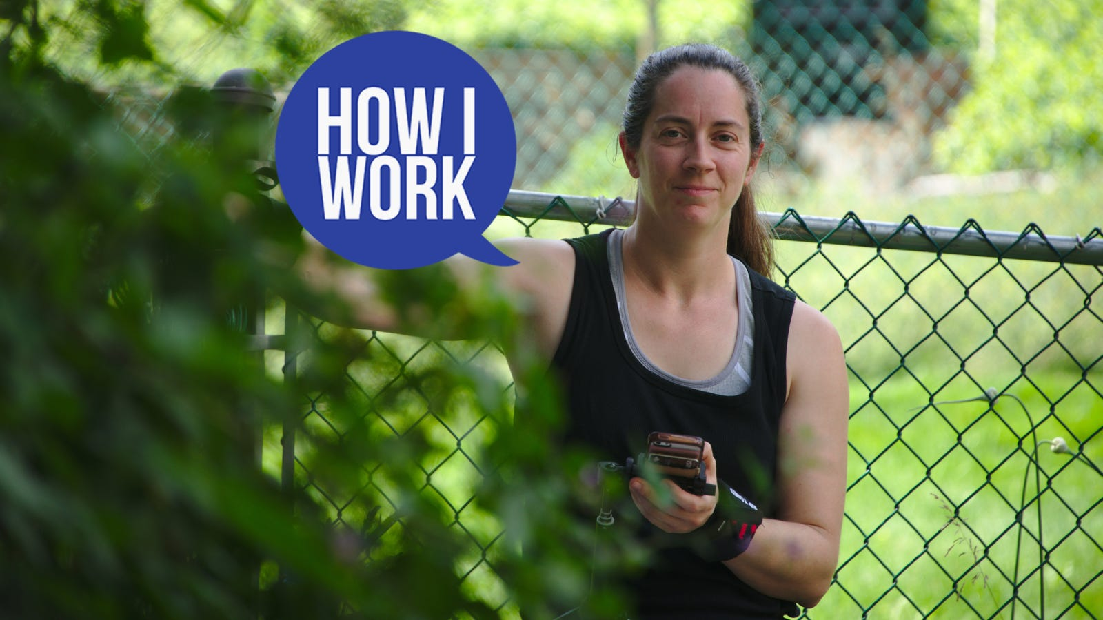 I'm Beth Skwarecki, Lifehacker Health Editor, and This Is How I Work Out
