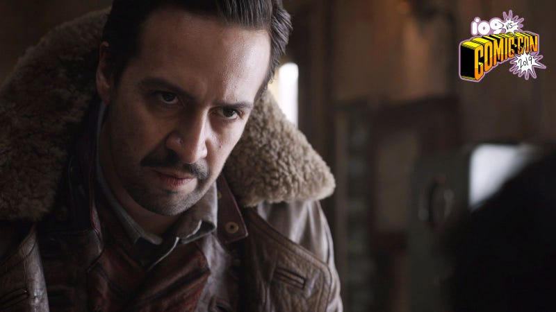 The His Dark Materials Comic-Con Panel Discussed Daemon Puppets, Religion, and a Singing Lin-Manuel Miranda
