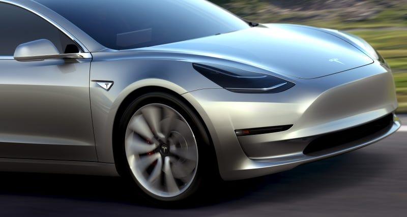 Photo via Tesla Motors