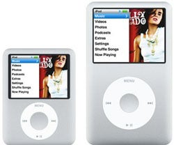 Illustration for article titled iPod Classic and Nano Receive 1.0.2 Update; Better Cover Flow and More