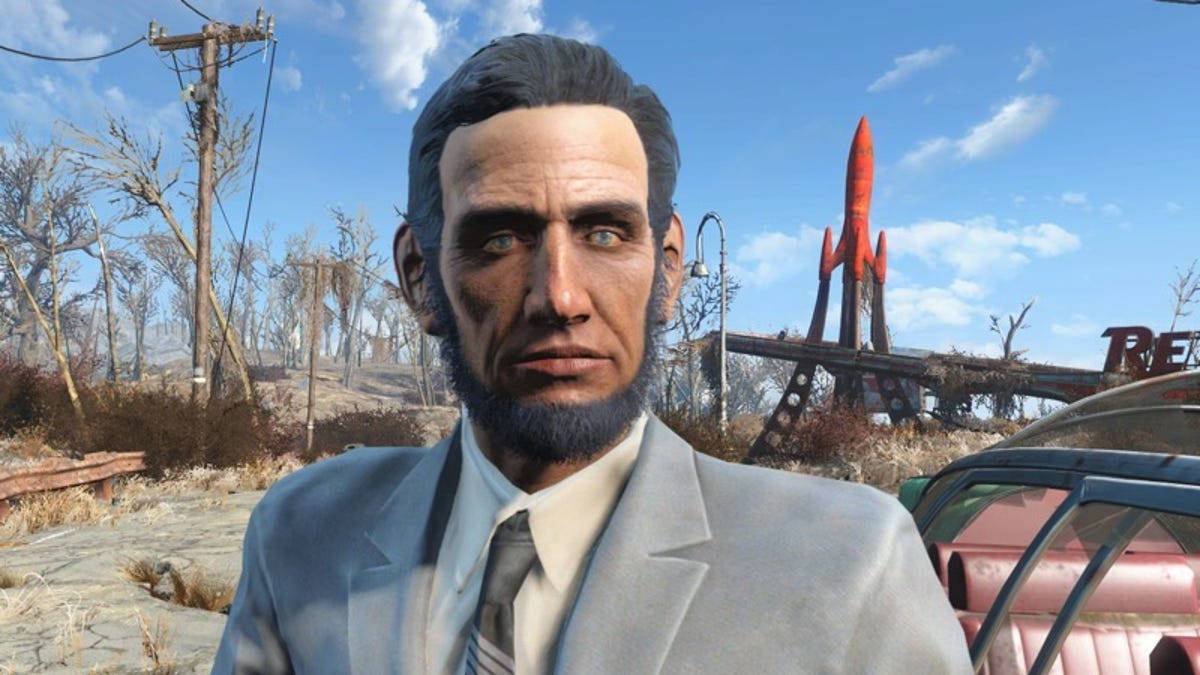 The Best Character Recreations in Fallout 4
