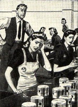 Illustration for article titled How Laxatives Helped Women Be Better Workers