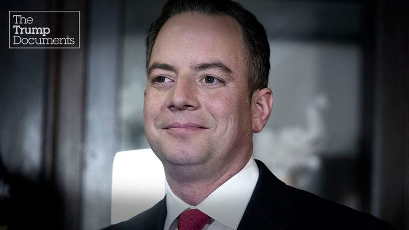 Illustration for article titled Reince Priebus
