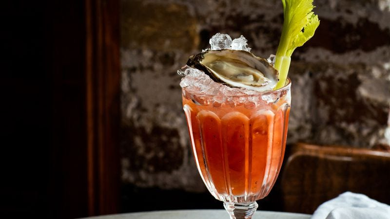 How to make the Bloody Caesar, Canada's favorite variation on the Bloody Mary