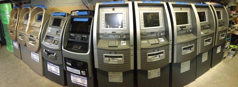 Take Advantage Of Business Profit With ATM Machine