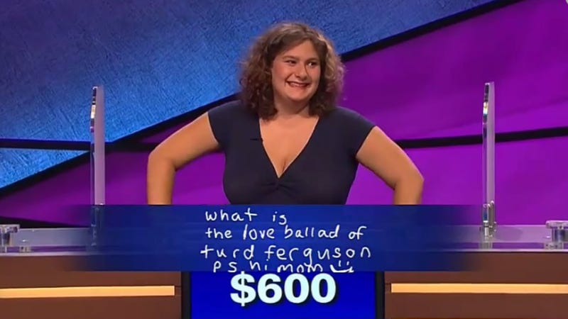 Who played burt reynolds in celebrity jeopardy
