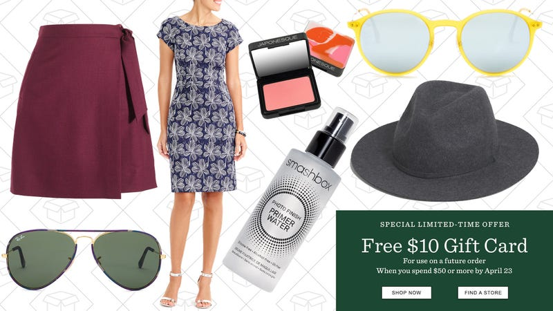 ray ban best deals  Today\u0027s Best Lifestyle Deals: J.Crew Factory, L.L.Bean, Ray-Ban ...