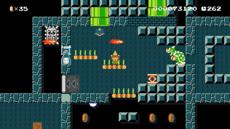 We're not in Hyrule anymore: Highlights from our Mario Maker community