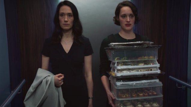 An exhilarating Fleabag sets some boundaries while breaking down others