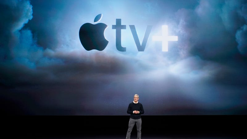 Illustration for article titled Apple TV+ Swears It Won't Be as Shitty as Netflix