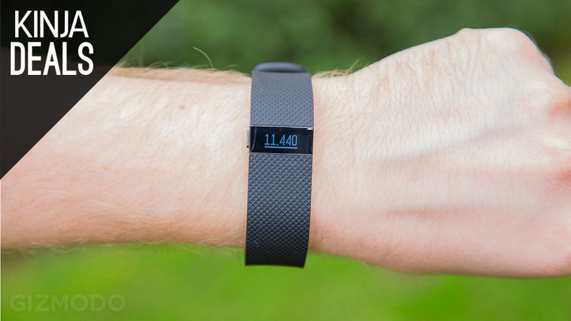 Illustration for article titled Get Moving With This $80 Fitbit Charge