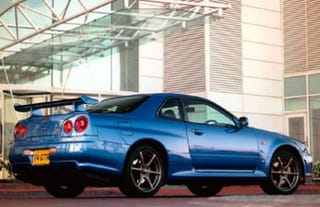 Illustration for article titled Jalopnik Fantasy Garage: Which Nissan Skyline?