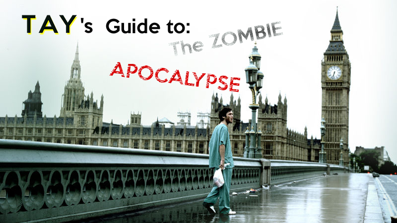 Illustration for article titled TAY's Guide to: The Zombie Apocalypse