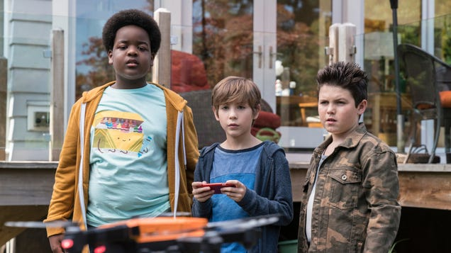 Good Boys puts a tween spin on the R-rated teen comedy, to mostly funny effect