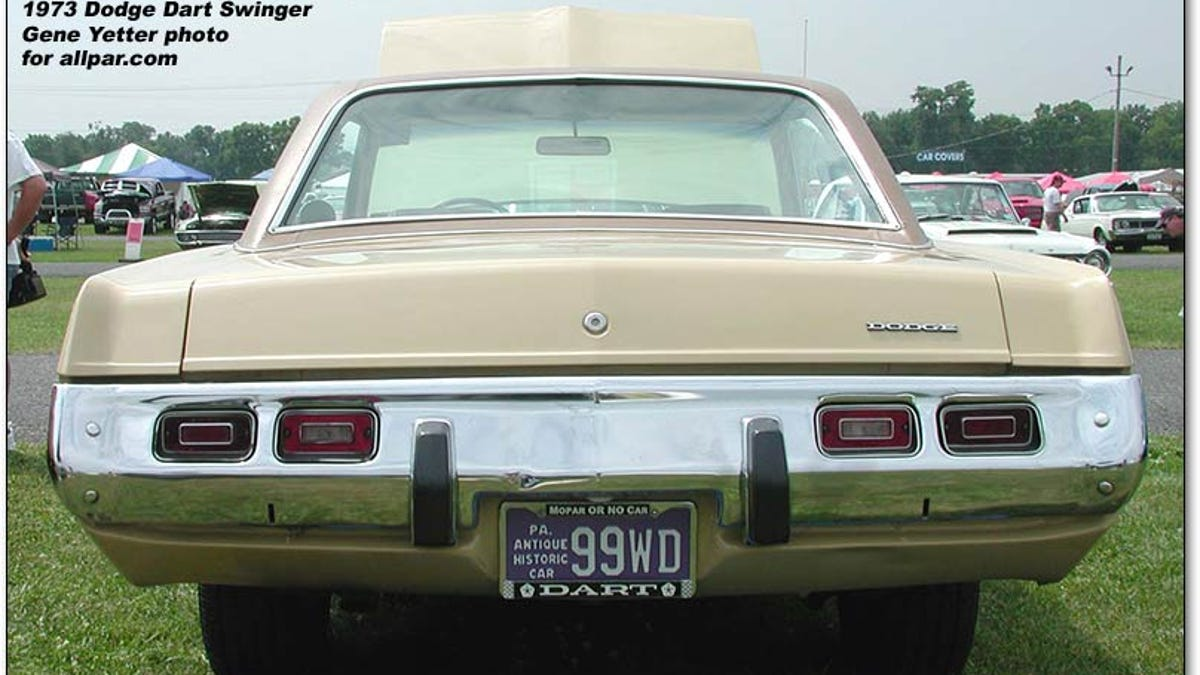Dodge Dart The Little Chrysler That Could Slant Six Engine Ignition Wiring Diagram