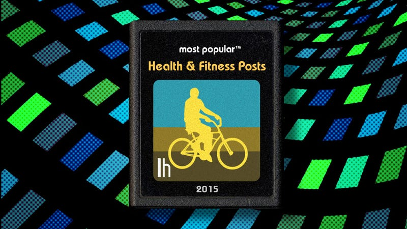 Most Popular Health and Fitness Posts of 2015