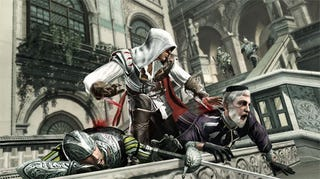 Illustration for article titled Ezio Is Kicking Altair's Assassin's Creed Sales
