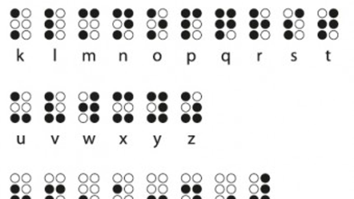 How Braille Was Invented