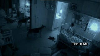 Illustration for article titled Paranormal Activity 2's trailer has finally been released!