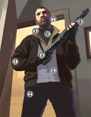 Dress Like Niko Bellic