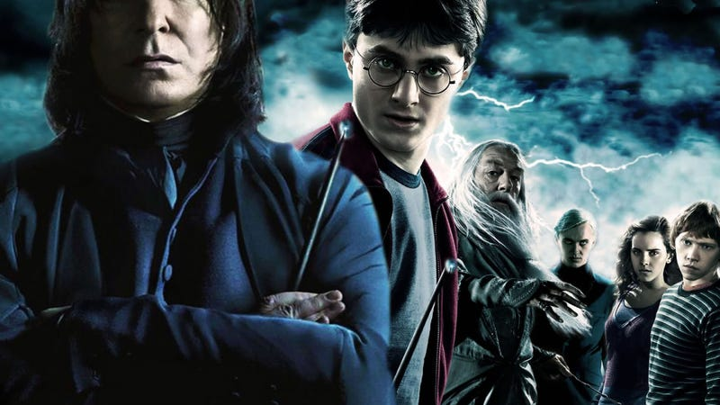 Illustration for article titled If Harry Potter Were AboutDOTA 2