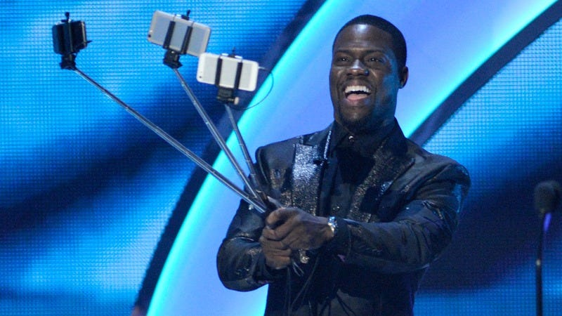 Kevin Hart at the Peoples' Choice Awards