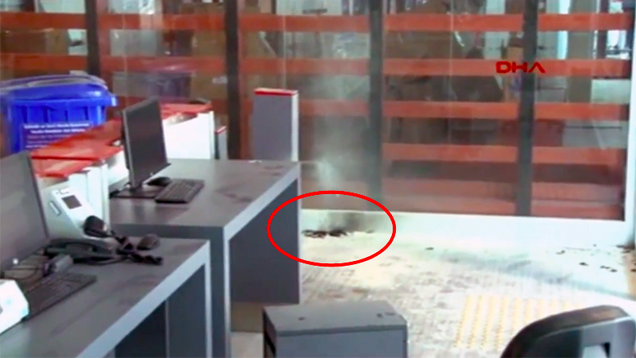 Battery Explodes at Turkish Airport After Passenger Throws Power BankDuring Security Spat