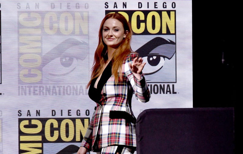 Sophie Turner was told to lose weight for movie roles