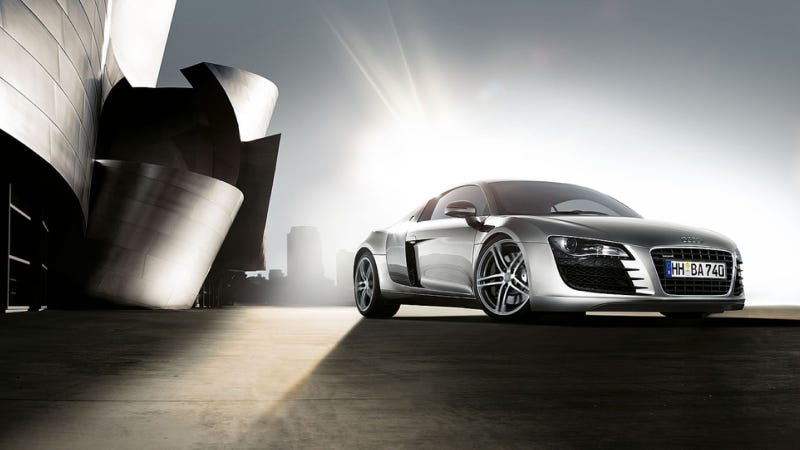 Illustration for article titled Would You Live In The Audi R8?
